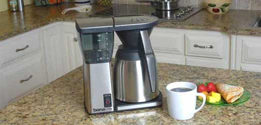 Bonavita Coffee Maker Cleaning Water Tank