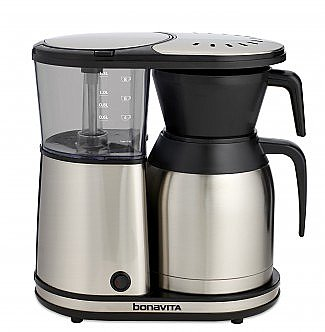 8-Cup One-Touch Thermal Carafe Coffee Brewer - BV1900TS